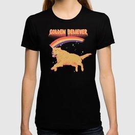 Golden Believer T-shirt