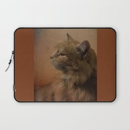 Red cat  Laptop Sleeve