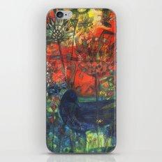 Blue Bird. iPhone & iPod Skin