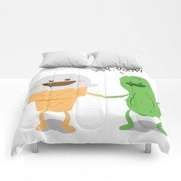 Hey, Baby! Comforters