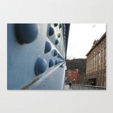 Sideways Canvas Print