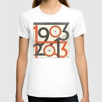 tour de france T-shirts featuring 100 Years of The Tour de France by Dushan Milic