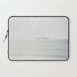 Sailboats regatta seascape Laptop Sleeve