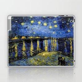 Vincent Van Gogh Starry Night Laptop & iPad Skin