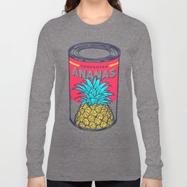 Condensed ananas Long Sleeve T-shirt