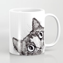 Hey! Cat! Coffee Mug