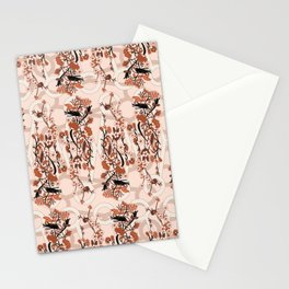 Strokes of Autumn Stationery Cards
