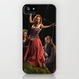 Moirae iPhone Case