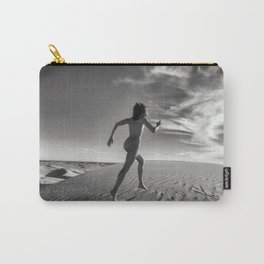 0816B Sandy Dune Nude | The Dash Carry-All Pouch