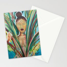 'LOST QUEEN' Stationery Cards