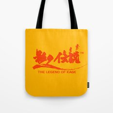 The Legend of Kage Tote Bag