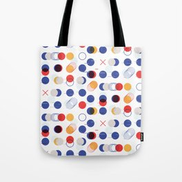 Fast Moving Parts Tote Bag