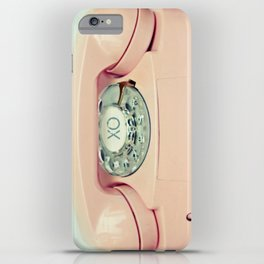 Party Line iPhone Case