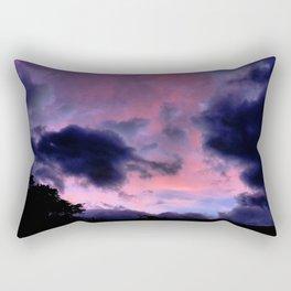 Cloud Invasion Rectangular Pillow
