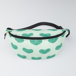 Cute Hearts V Fanny Pack