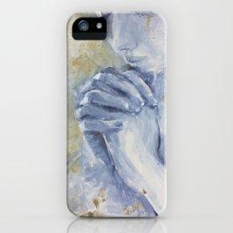 Casting Care iPhone Case