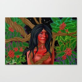 Ayahuasca  Canvas Print