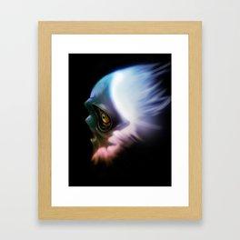 Spirit of a weary mind Framed Art Print