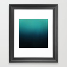 Underwater Framed Art Print