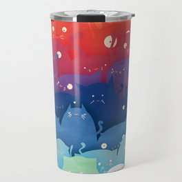 Cats Galore!  Travel Mug