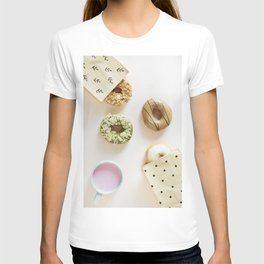 Diverse Donuts Bakery Shop T-shirt