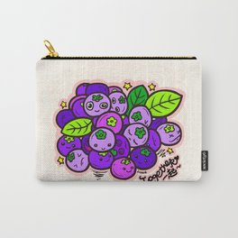 Team Blueberries (Coloured) Carry-All Pouch