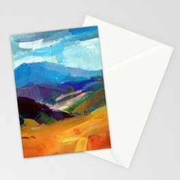 Until the End of the World Stationery Cards