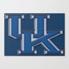 University of Kentucky Canvas Print