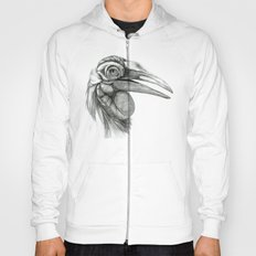 Southern Ground-hornbill SK044 Hoody