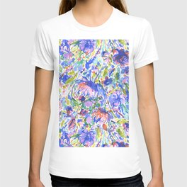 Maximal Floral Wild & Free T-shirt