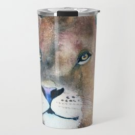 Ever Watchful by Maureen Donovan Travel Mug