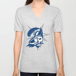 2017 Tampa Bay Sports Teams Logo V.2 Unisex V-Neck