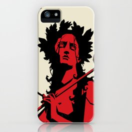Witch of the night iPhone Case