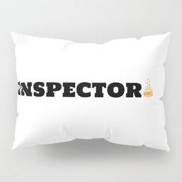 Inspector & Caffeine Pillow Sham