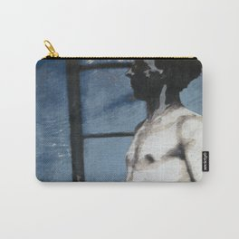 Appropriation of Standing Male Nude ca. 1856 Artist: Unknown Carry-All Pouch