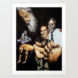 The Salvation Army Art Print