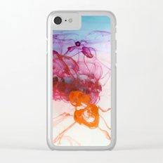 Liquid Flow Clear iPhone Case