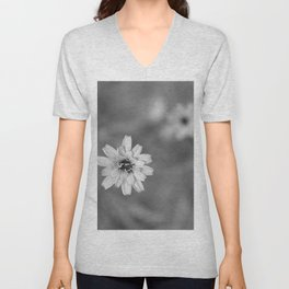 Woods flower. Mysteries of the forests Unisex V-Neck