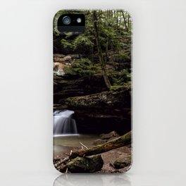 little waterfall iPhone Case