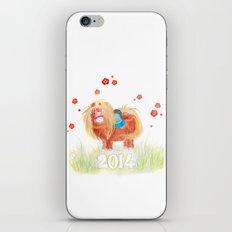 Happy New Year 2014  iPhone & iPod Skin