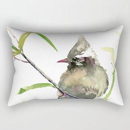 Yuhina Bird Rectangular Pillow