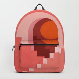 Abstraction_SUN_Architecture_Minimalism_001 Backpack