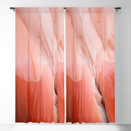 Flamingo #10 Blackout Curtain