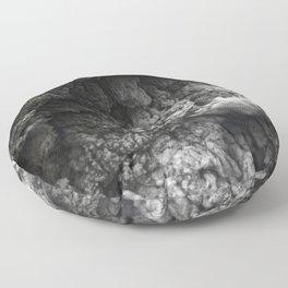 Ash Cloud Floor Pillow
