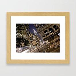Chrysler Building - New York Artwork / Photography Framed Art Print