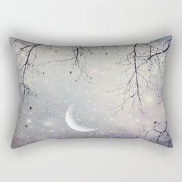 Diamonds in the Sky Rectangular Pillow