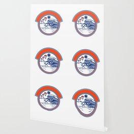 Honey Badger Land Sea Air Rescue Mascot Wallpaper