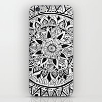 revolution iPhone & iPod Skins featuring Revolution by Sound of White Designs
