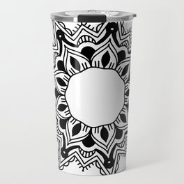 Indian mandala Travel Mug