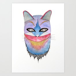 What's new pussycat? Art Print